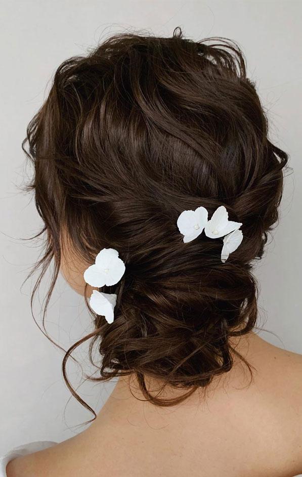 "70 Gorgeous Wedding Hairstyles That Make You Say ""Wow!"""