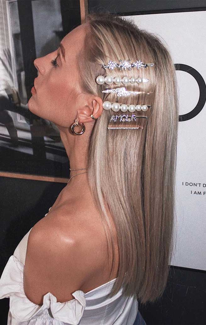 22 Fabulous Hairstyles For Christmas and New Year Eve's Party