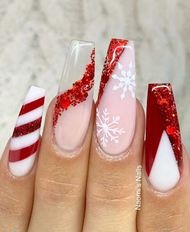 Festive Nail Art Designs To Look Fab This Season