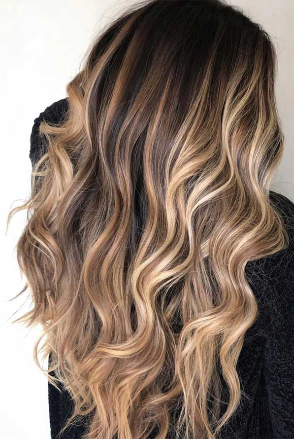 33 Gorgeous hair color ideas for a change-up this new year