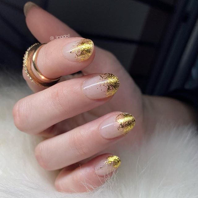 Gorgeous New Year\u0027s Eve Nail Art Ideas For Glam Looks