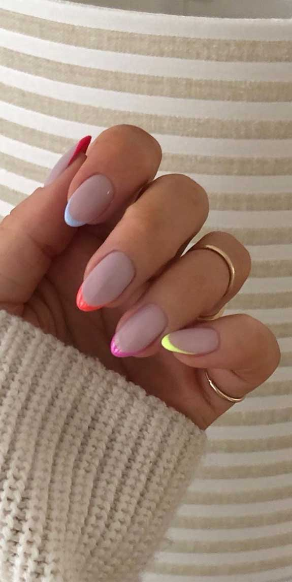 romantic nail art, heart nail art designs, white nail art designs, heart tip nails , romantic nail polish color, pretty nail art designs, nail designs, spring nails, spring nail art designs, nail art designs 2020 #nailcolor #prettynails nail art trends 2020, nail designs for spring #nailart pink nails