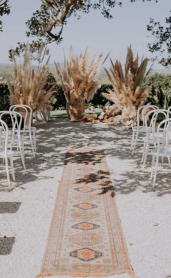 These Fab Boho Wedding Altars, Arches and Backdrops that make us swoon 4