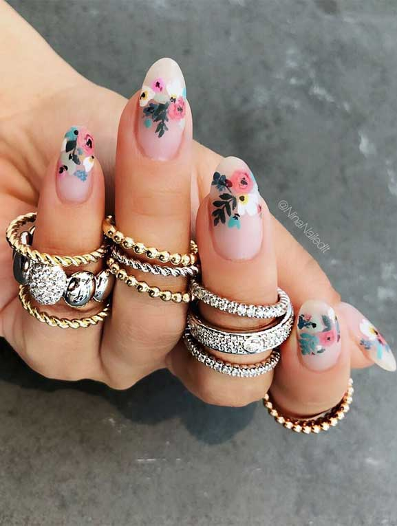 spring nail trends 27