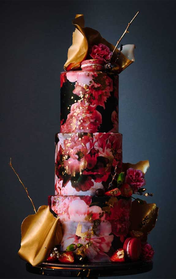 These Wedding Cakes are Literally Perfection
