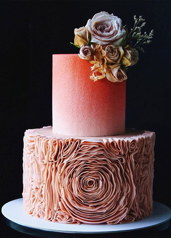 These Wedding Cake Ideas Are Seriously Stunning