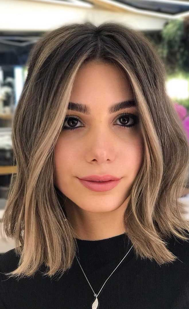 hair color younger look, hair to look younger? #haircolor #brownhair #hairstyles best hair colors, balayage hair, ombre hair colors, blonde hair, hair color younger, hair color ideas, hair color with highlights, medium brown hair
