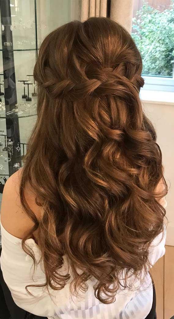 43 Eye-Catching Half Up Hairstyles
