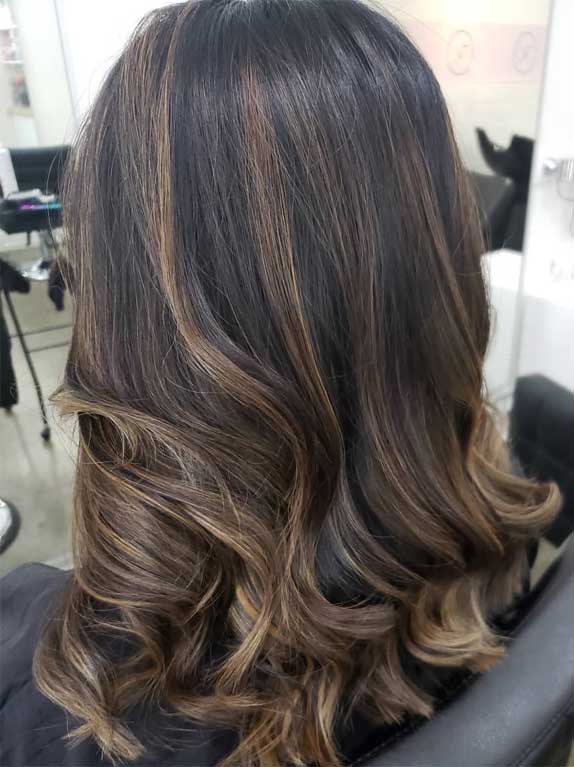 14 Winter Hair Colors For Brunettes Easy Winter Hair Care Tips 1 Fab Mood Wedding Colours Wedding Themes Wedding Colour Palettes