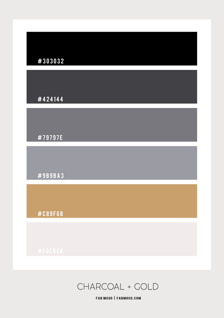 charcoal, gold and white bathroom, grey and white bathroom, grey and white bathroom decor, bathroom color ideas, bathroom color