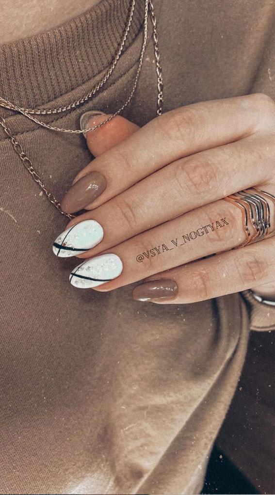 mix and matched nail art, summer nail art designs, best summer nails 2020, summer nail trends 2020, simple nail designs, best nails 2020, nail art , nail designs 2020, acrylic nail designs