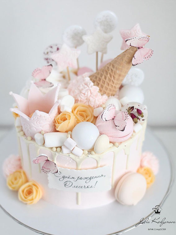 The Prettiest Cake Designs To Swoon Over