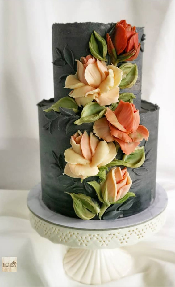 floral buttercream cake , wedding cake ,floral buttercream wedding cake, buttercream flower cake, buttercream floral cakes, wedding cake buttercream #weddingcake #buttercream #buttercreamcake floral buttercream wedding cakes