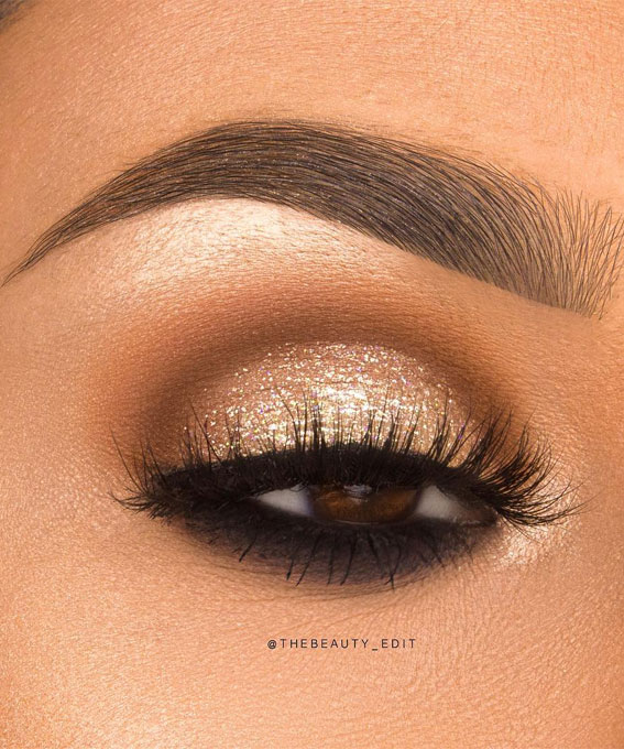 Gorgeous Eyeshadow Looks The Best Eye Makeup Trends – Natural Glam