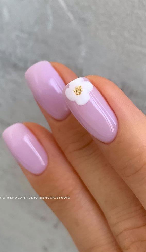 50 + Cute Summer Nail Ideas For 2020 – Cute Nails