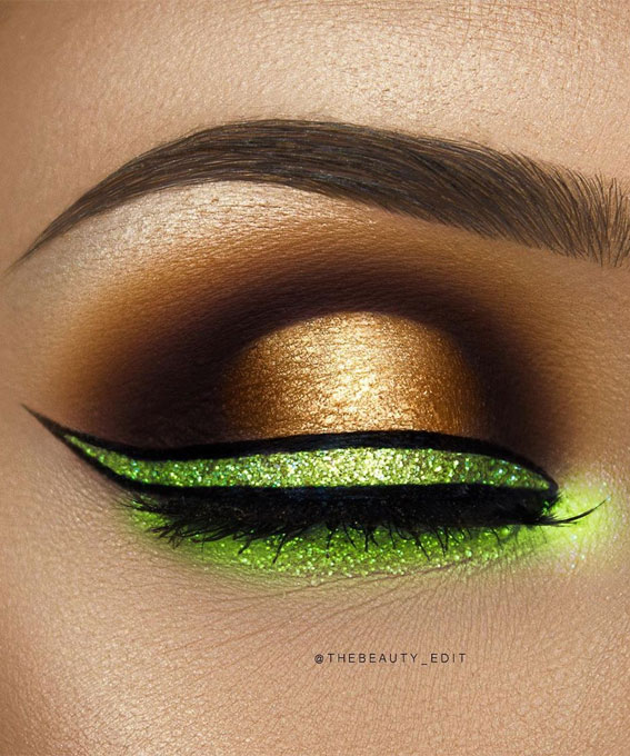 Gorgeous Eyeshadow Looks The Best Eye Makeup Trends – Lime Drops
