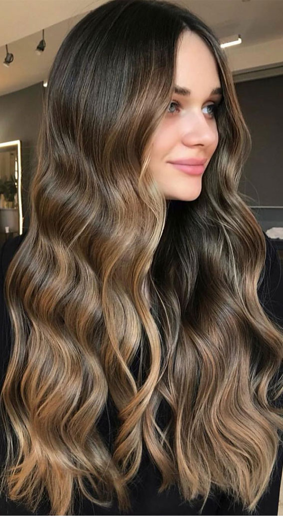 37 Brown Hair Colour Ideas And Hairstyles Warm Brown