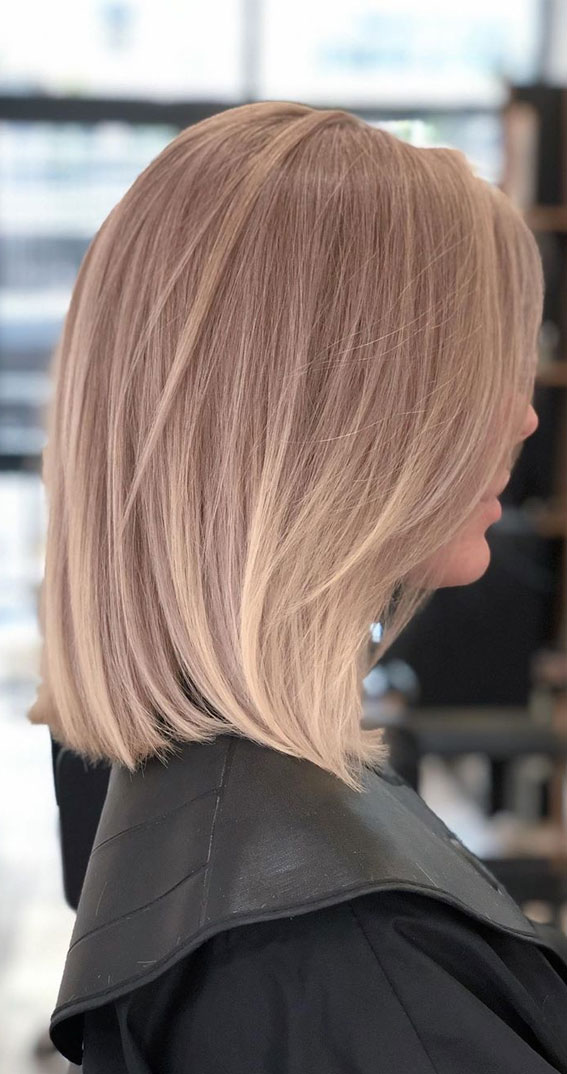 hair color, hair color 2020, best hair color for 2020, hair color trends 2020, 2020 hair color trends, hair colours 2020, hair colors pictures, hair color ideas for brunettes, balayage ombre #haircolor #blondebalayage #balayagehighlights