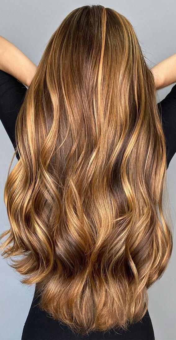 Gorgeous Hair Colour Ideas That Worth Trying Caramel Hair