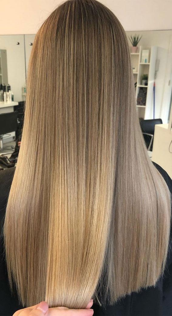 Gorgeous Hair Colour Ideas That Worth Trying Blonde Straight Hair