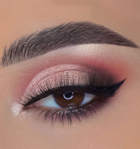 Gorgeous Eyeshadow Looks The Best Eye Makeup Trends – Berry