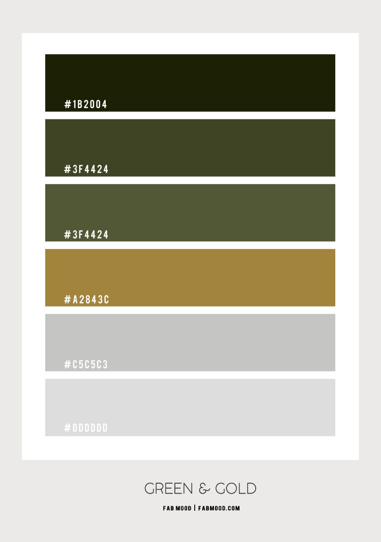 green and grey color scheme, green and grey color combo, green and grey color ideas, green and grey color palette