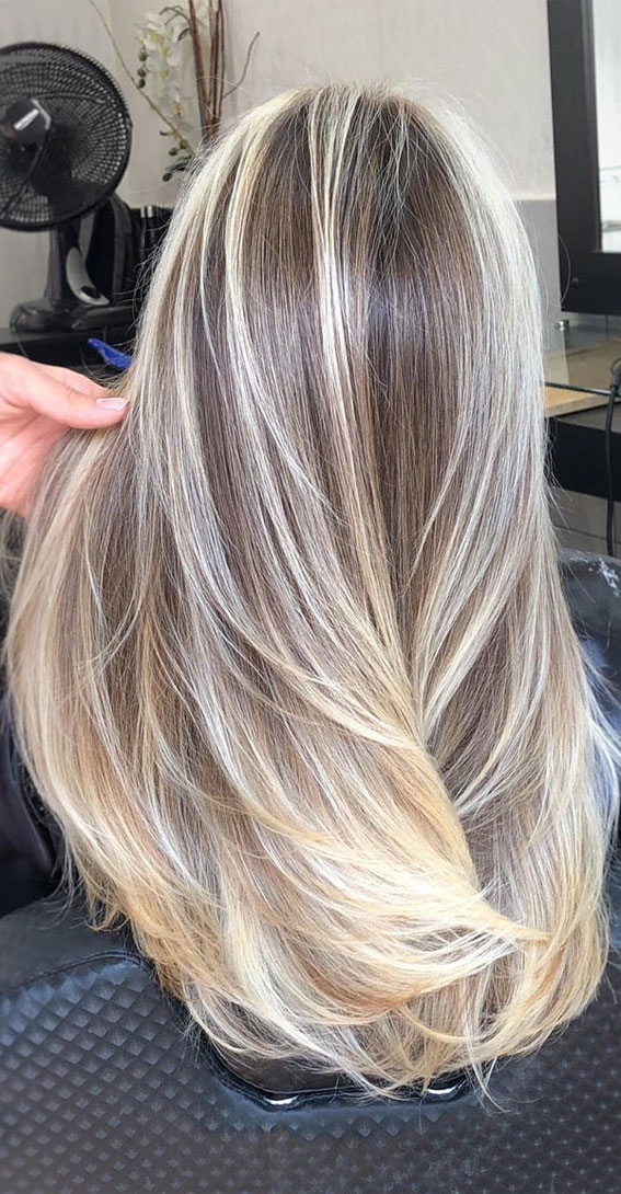 40 The Best Autumn Hair And Colour Ideas You'll Be Dying : Brown and blonde
