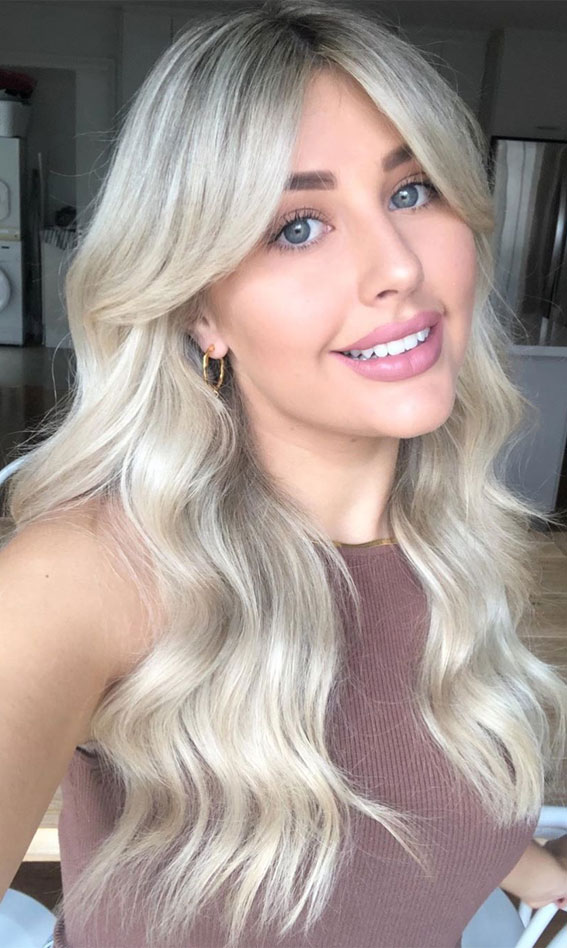 40 The Best Autumn Hair And Colour Ideas You'll Be Dying : Scandi Blondes