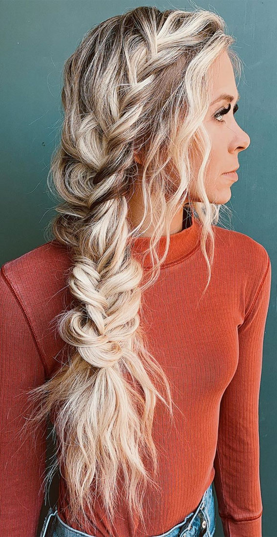 72 Braid Hairstyles That Look So Awesome : Crown Braid Hairstyle