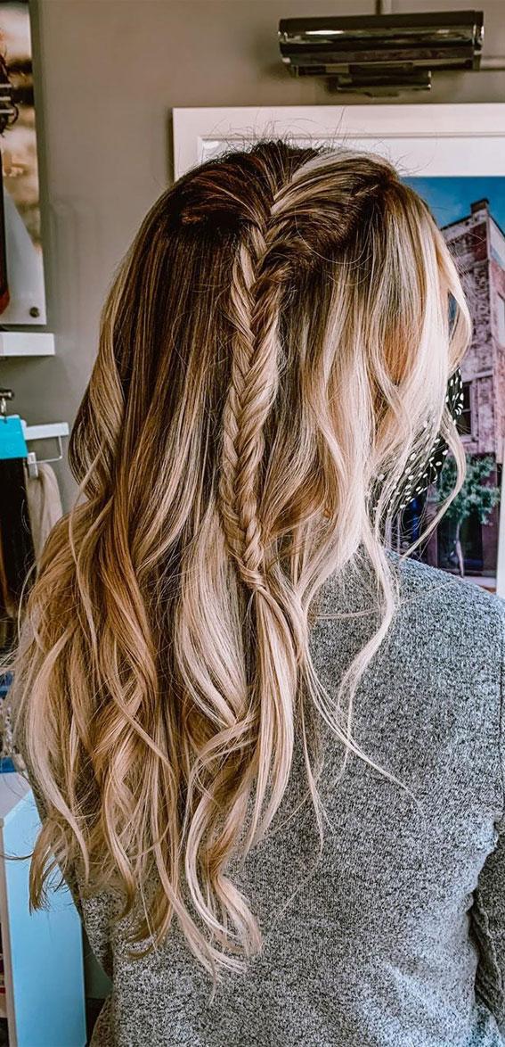 72 Braid Hairstyles That Look So Awesome Fishtail Braid