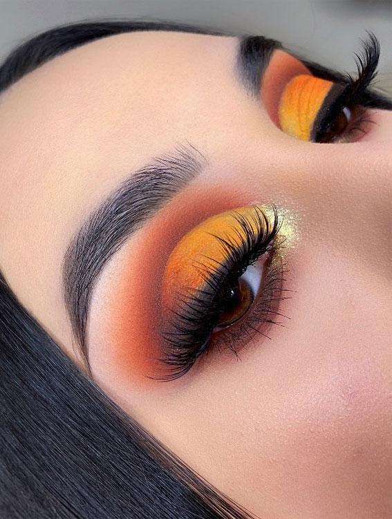 Gorgeous Eyeshadow Looks The Best Eye Makeup Trends – Fall look