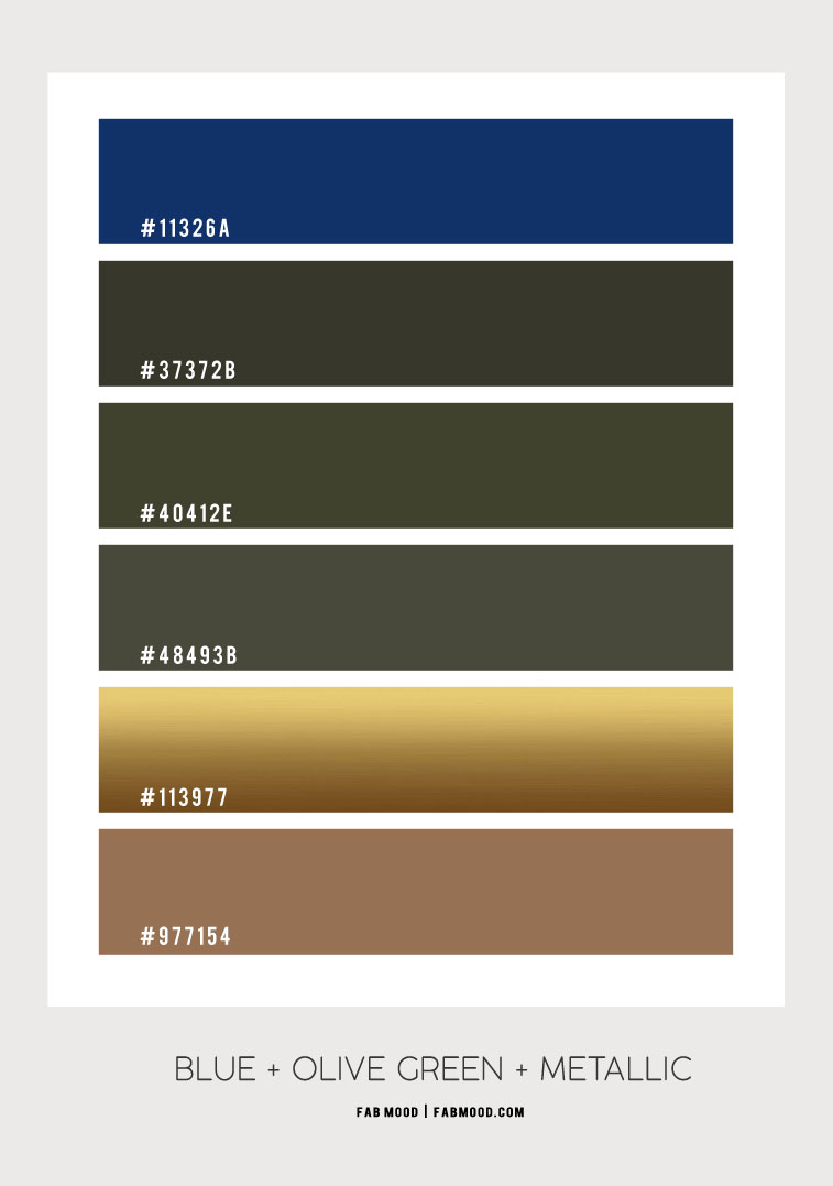 metallic gold and olive green color combination, gold and olive green color combo, olive green and persian blue color scheme, olive green and persian blue color ideas, olive green and persian blue colour combo, color scheme, color combinations, color hex olive green #colorcombo #colorhex