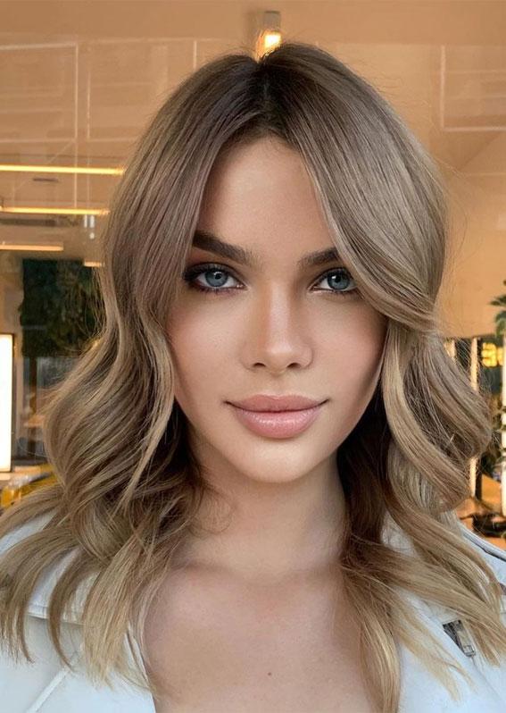 Cute Medium Length Haircuts & Hairstyles : Cute medium haircut