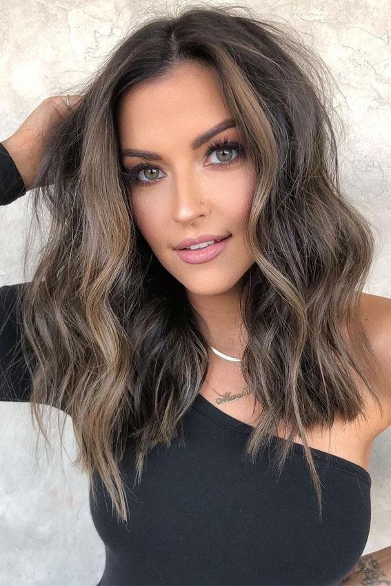 Cute Medium Length Haircuts Hairstyles Cute Waves