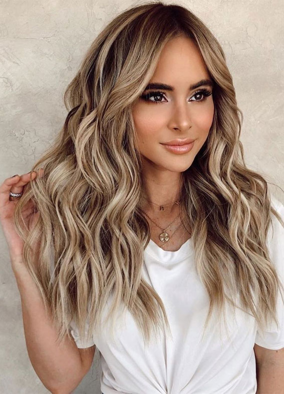49+ Best Winter Hair Colours To Try In 2020 : Beigey hair colour
