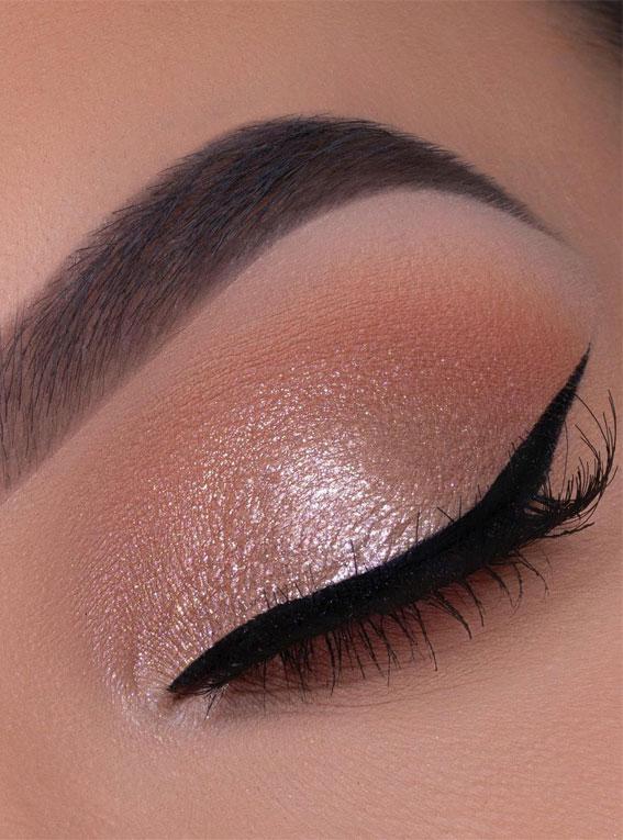65 Pretty Eye Makeup Looks Soft Glam