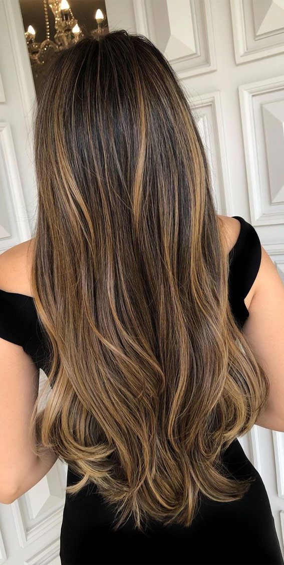 Gorgeous Hair Colour Trends For 2021 : Warm and Cool blonde highlights