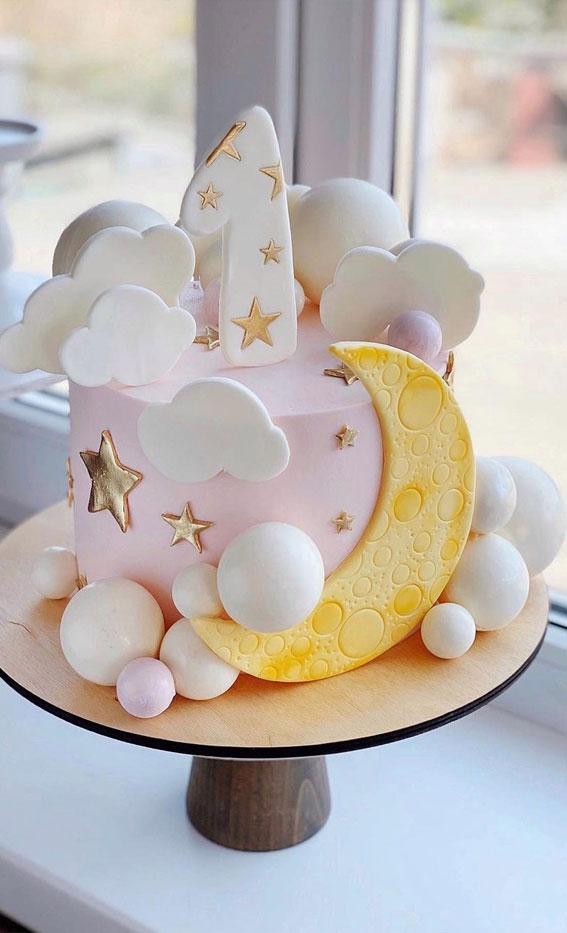 ideje za prvu rođendansku tortu, rođendansku tortu, dječju tuš tortu, ideje za ukrašavanje torti, ideje za torte 2021
