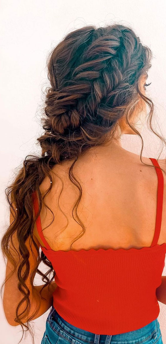 44 Beautiful Ways to Wear Braids This Season : Stylish Braids
