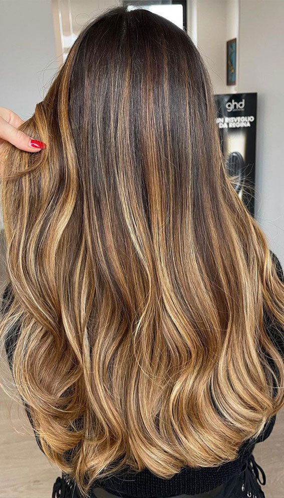 Best Hair Colour Ideas Styles To Try In 2021 Ombre Blonde With Waves