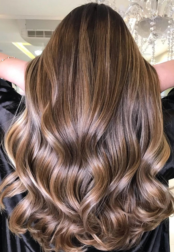 Best Hair Colour Ideas & Styles To Try in 2021 : charming brunette hair