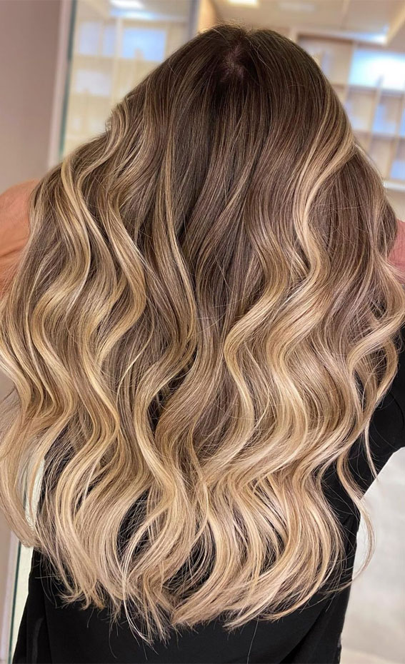 Gorgeous Hair Colour Trends For 2021 : Baby Blonde
