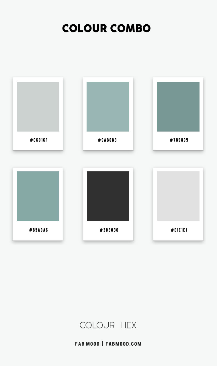 charcoal and jade green color hex, charcoal and jade green color scheme, jade green gradient color palette, charcoal and jade color combination