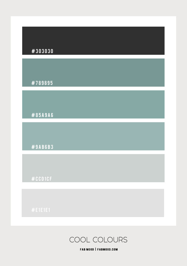 charcoal and jade color hex, jade green color hex, charcoal and jade green color scheme, jade green gradient color palette, charcoal and jade color combination