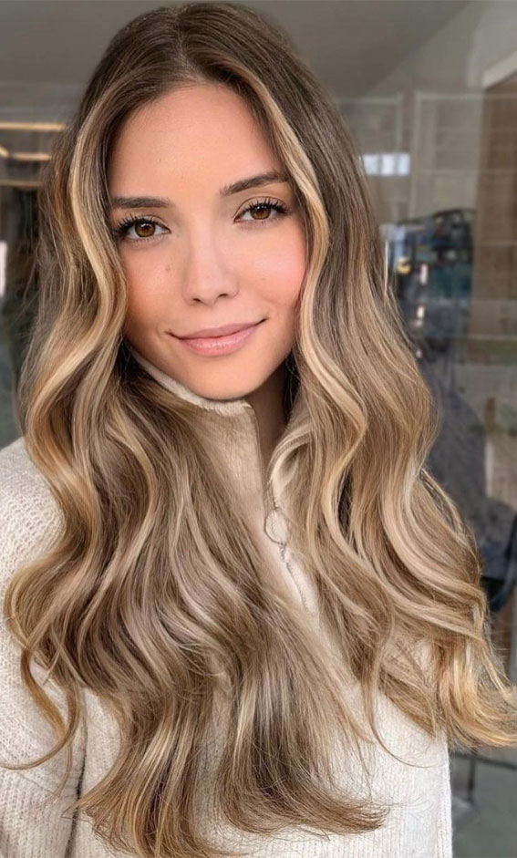 55+ Spring Hair Color Ideas & Styles For 2021 : Subtle, contrast and face framing