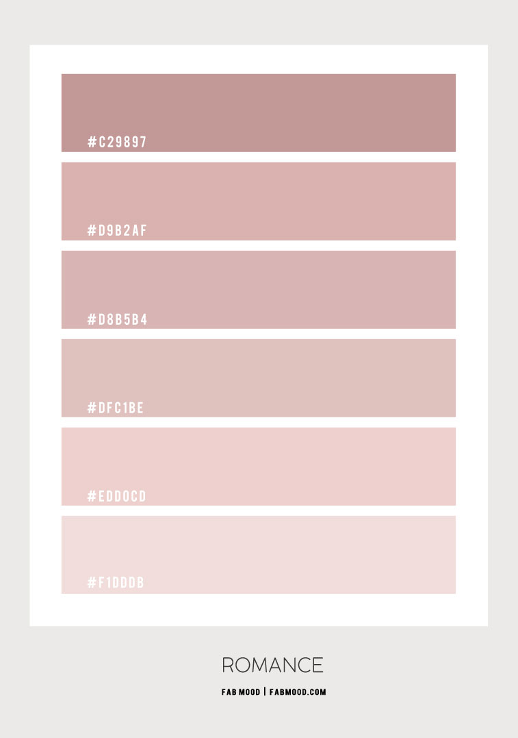 rose pink color hex, pink rose , dusty rose color hex, rose pink color combination