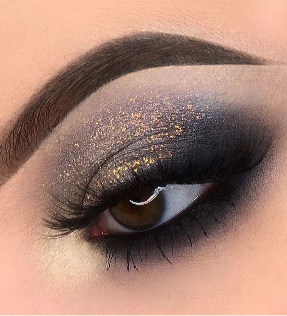 smokey eye makeup look, eye makeup for brown eyes, best eye makeup for brown eyes, best eye shadows for brown eyes in 2021