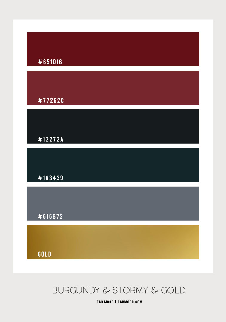 burgundy and stormy color hex, burgundy and dark teal color hex, burgundy and teal color combo