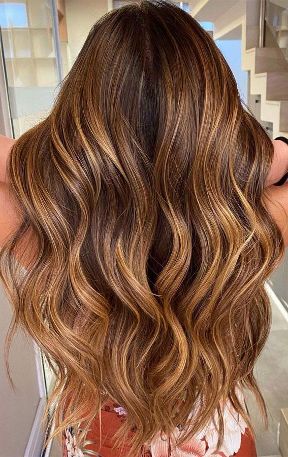 63 Charming hair colour ideas & hairstyles : Charming cappuccino