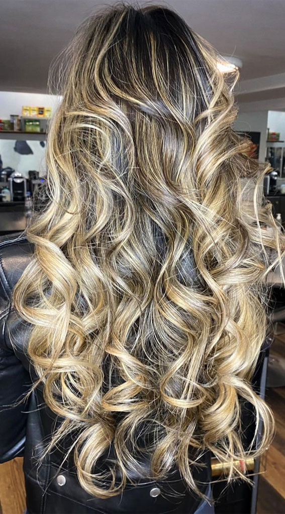 49 Gorgeous Blonde Highlights Ideas You Absolutely Have to Try : Sumptuous Vanilla Blonde
